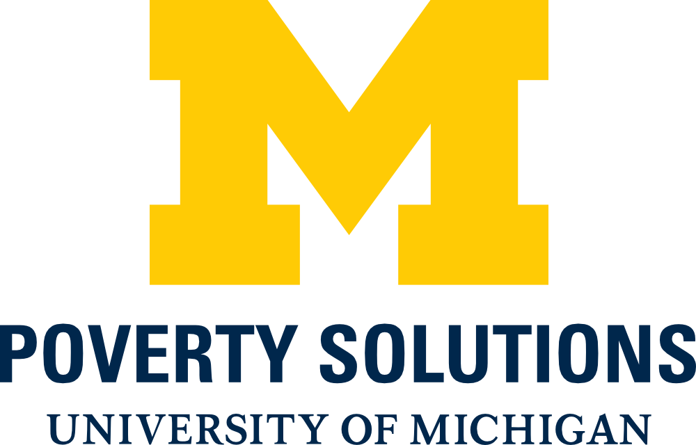 Poverty Solutions University of Michigan Logo
