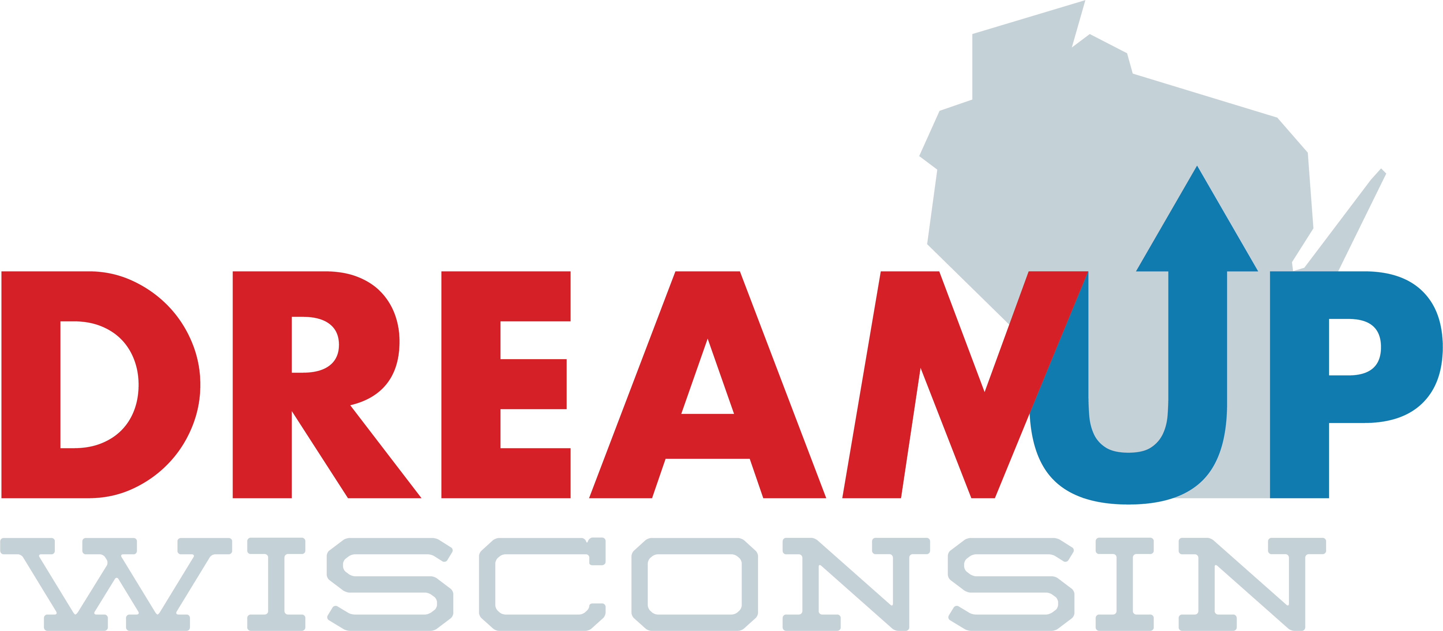 DreamUp Wisconsin Logo