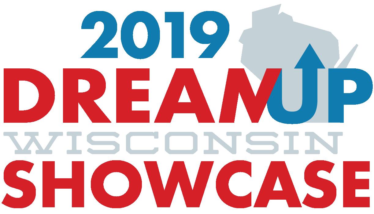 2019 DreamUp Wisconsin Showcase Logo