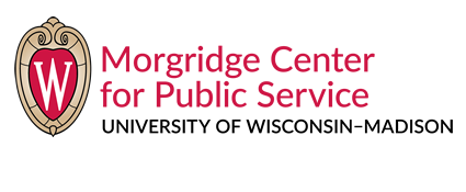 Morgridge Center for Public Service Logo