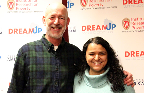 FEED Dane Team: Chris Brockel and Abha Thakker