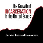 The Growth of Incarceration in the United States; Exploring Causes and Consequences, National Research Council of the National Academies, cover thumbnail