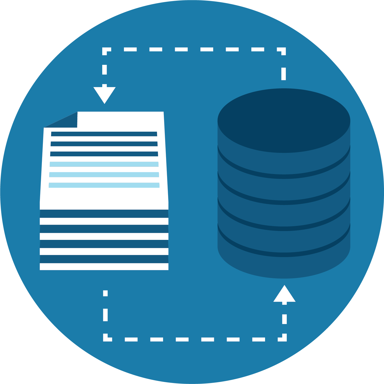 Data Core Icon